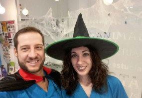 Halloween 2015 Vetfaunia Clinica veterinaria